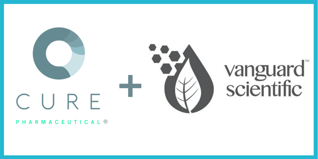 CURE Pharmaceutical Licenses Cannabis Extraction Patents to Vanguard Scientific