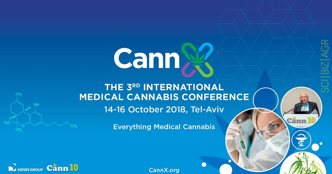 CURE Pharmaceutical to Present at CannX 2018 International Medical Cannabis Conference