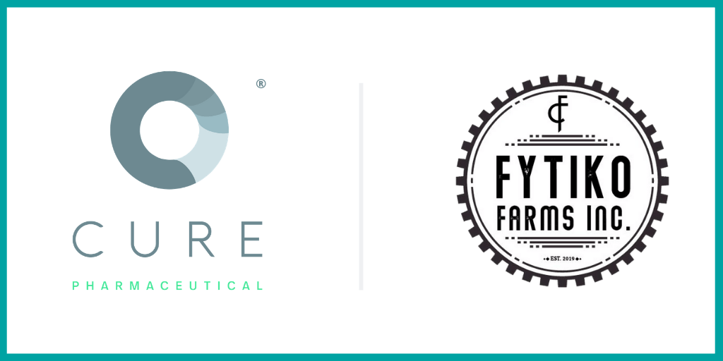 CURE Pharmaceutical Takes First Step To Secure Hemp CBD Supply Chain by Partnering with Fytiko Farms