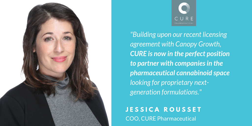 CURE Pharmaceutical Secures U.S. DEA Approval to Manufacture Cannabinoid-based Pharmaceuticals