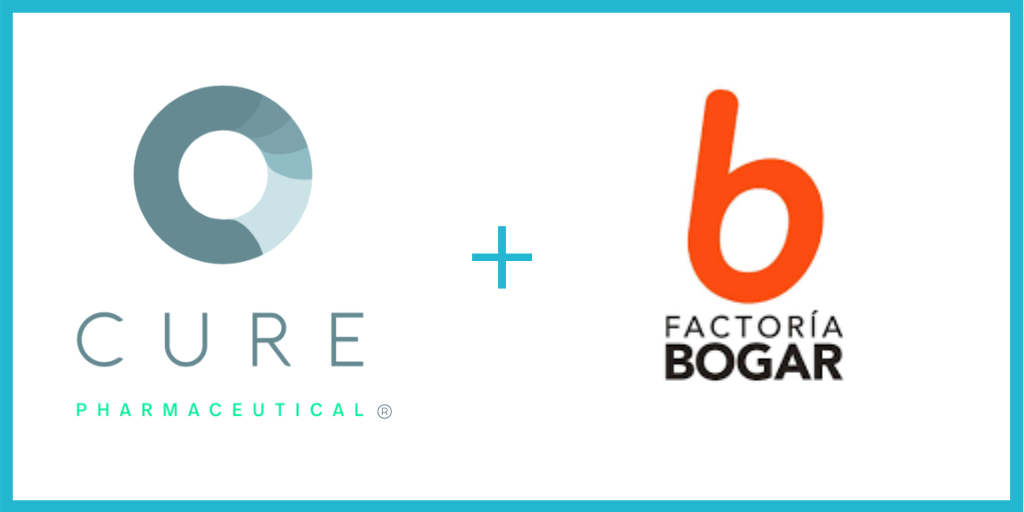 CURE Pharmaceutical Expands to Mexico in Collaboration with Factoria Bogar Subsidiary